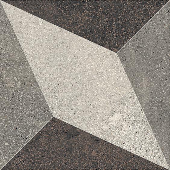 ABK Ceramiche Play Concrete Design A 20x20cm