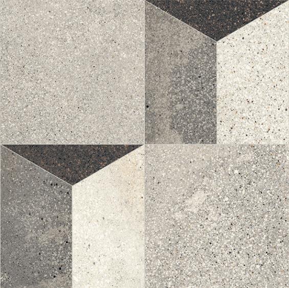 ABK Ceramiche Play Concrete Design B 20x20cm
