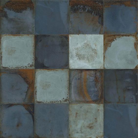 ABK Ceramiche Play Oxide Jade 20x20cm