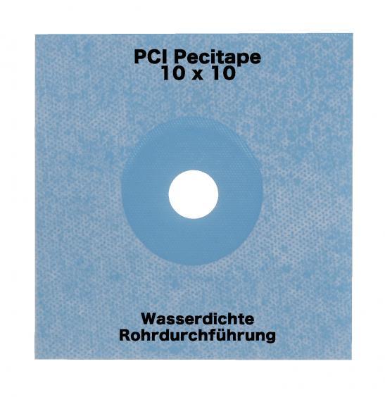 PCI Pecitape 10x10 Dichtmanschette