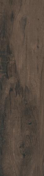Castelvetro Woodland Bodenfliese Walnuts 20x80cm rektifiziert