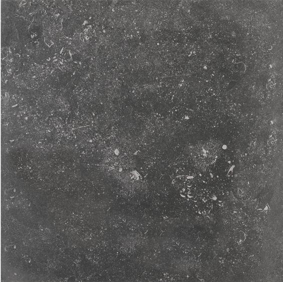 Rocersa Citadel Feinsteinzeug Terrassenfliese Black 75x75x2cm rektifiziert