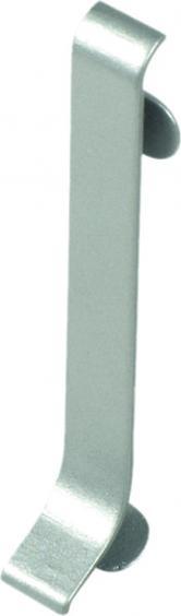 Dural Verbinder Construct Metall Aluminium Silber Höhe 60 mm