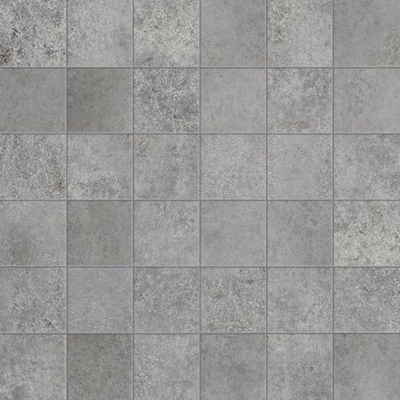 Dom Ceramiche Entropia Betonoptik Mosaik Grigio 30x30cm(5x5cm)