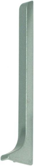 Dural Endkappe rechts Construct Metall Aluminium Silber Höhe 60 mm