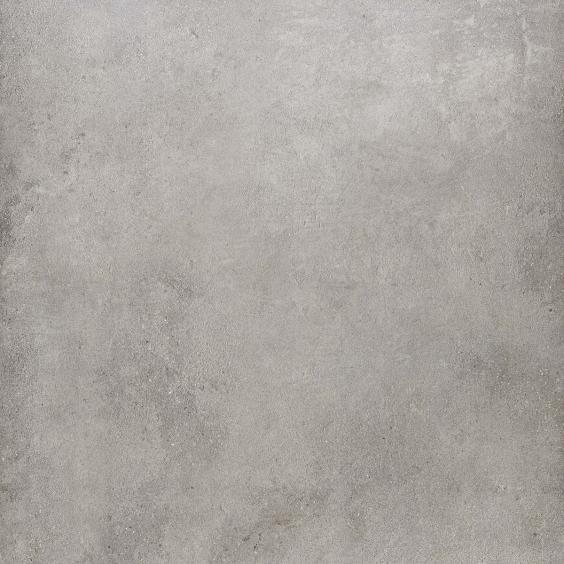 Rondine Loft Feinsteinzeugfliese Light Grey Naturale 100x100cm rektifiziert