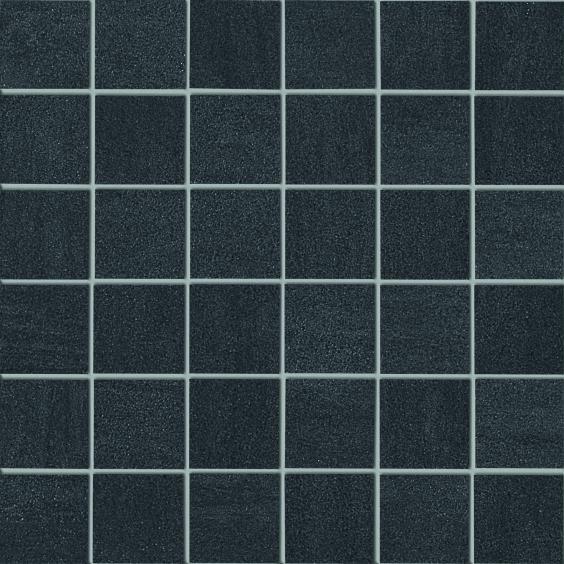 Ermes Aurelia Kronos Mosaik Nero 30x30cm (5x5cm)