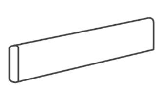 Castelvetro Woodland Sockelfliese Almond 4,6x80cm