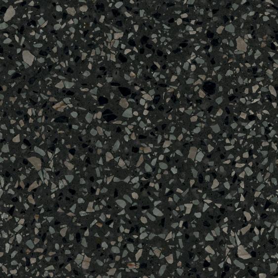 ABK Ceramiche Play Dots Black 20x20cm