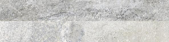 Sichenia Pavé Wall Ardes Wandverblender Muretto Grigio 15x60,5cm