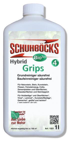 Schuhböcks Hybrid Grips Nr.4 1L