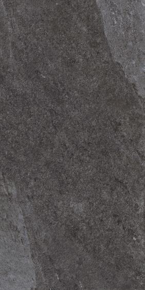 Ermes Aurelia Bahia Bodenfliese Charcoal 29,7x59,5cm R10 A+B rektifiziert