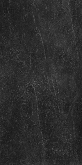 Vitacer Slaterock Black 59,5x120cm rektifiziert