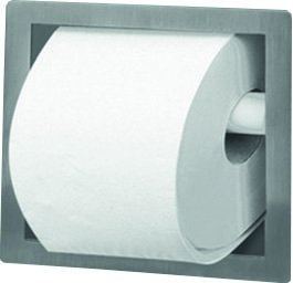 WC Papierrollenhalter Square