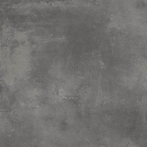 Rondine Volcano Betonoptik Bodenfliese Dark 80x80cm rektifiziert