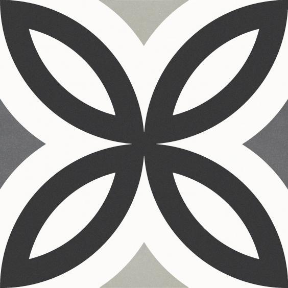 Rondine Swing Dekorfliese (Boden) Night&Day01 20,3x20,3cm