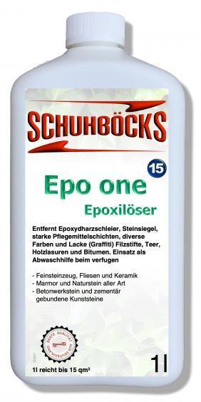 Schuhböcks Epo One Epoxilöser 1L