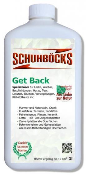 Schuhböcks Get Back Nr.13 1L