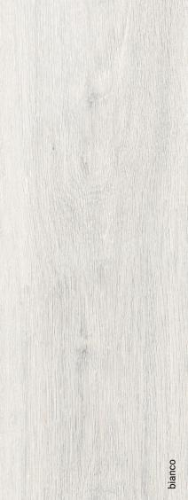 Rocersa Glamora Feinsteinzeug Terrassenfliese Bianco 29,5x120x2cm rektifiziert