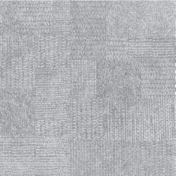 Rocersa Fossil Feinsteinzeug Terrassenfliese Decor Grey 100x100x2cm rektifiziert