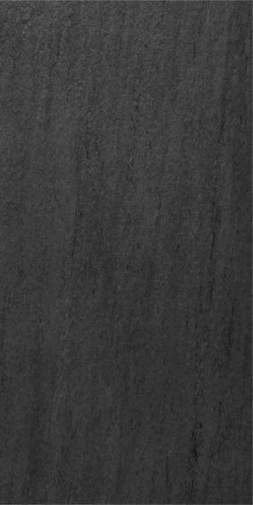 XL Style Irox Bodenfliese Black 30x60cm rektifiziert