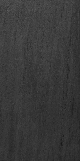 Enmon Bodenfliese Leo Black 30x60cm rektifiziert