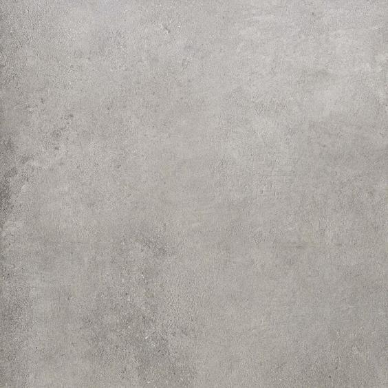 Rondine Loft Feinsteinzeugfliese Light Grey Naturale 80x80cm rektifiziert
