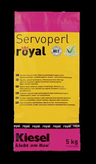 Kiesel Servoperl Royal Fugenmasse Mochacino 5kg