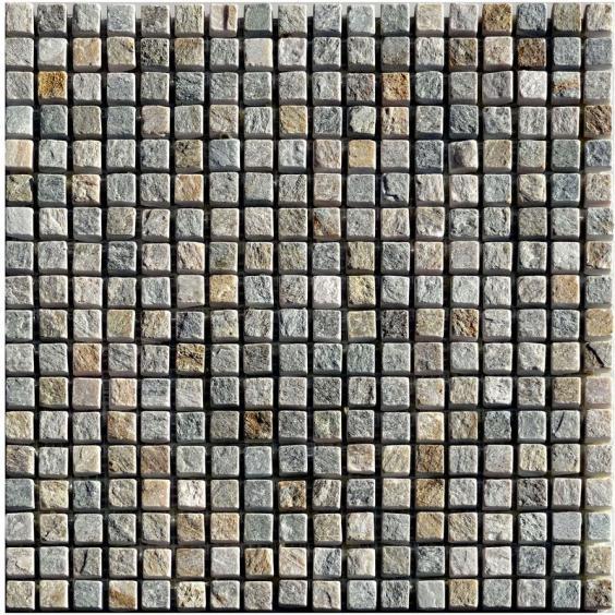 Mosaik Naturstein Multicolor 30x30cm