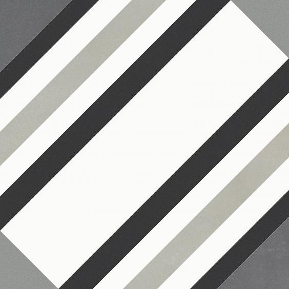 Rondine Swing Dekorfliese (Boden) Night&Day04 20,3x20,3cm