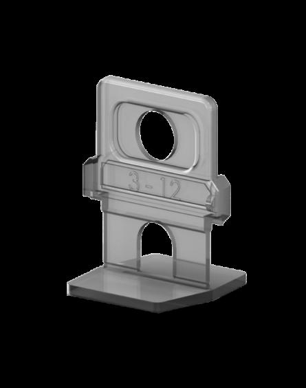 Fliesen Nivelliersystem Dural Nivello Basisteil 250 Stück