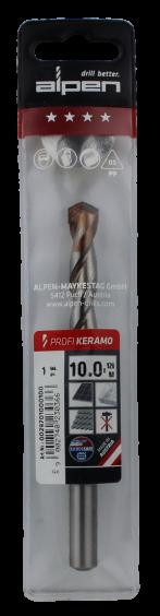 Alpen Drills Fliesenbohrer Profi Keramo Ø 10mm