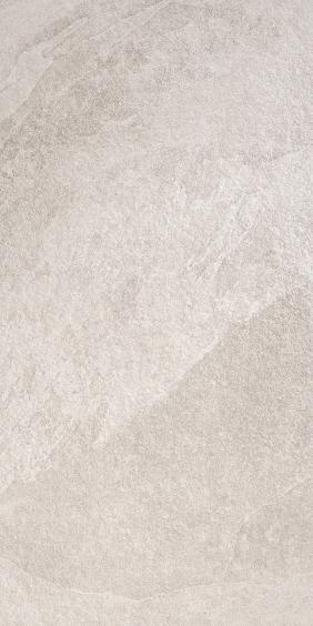 Rocersa Axis Feinsteinzeug Terrassenfliese White 60x120x2cm rektifiziert