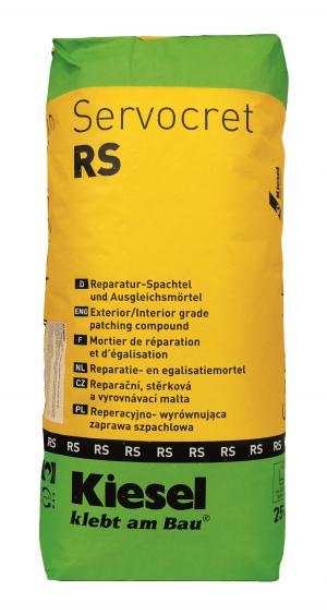 Kiesel Bauchemie Spachtelmasse Servocret RS Reparaturspachtel 25kg