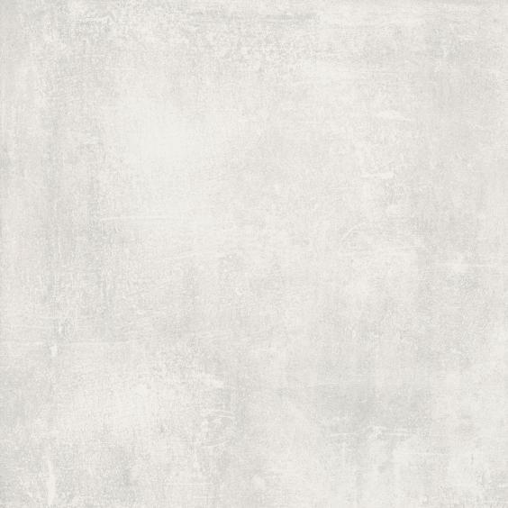 Rondine Volcano Betonoptik Bodenfliese White 60x60cm rektifiziert