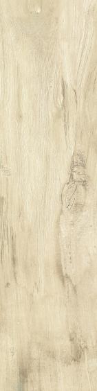 Castelvetro Woodland Bodenfliese Almond 20x80cm rektifiziert